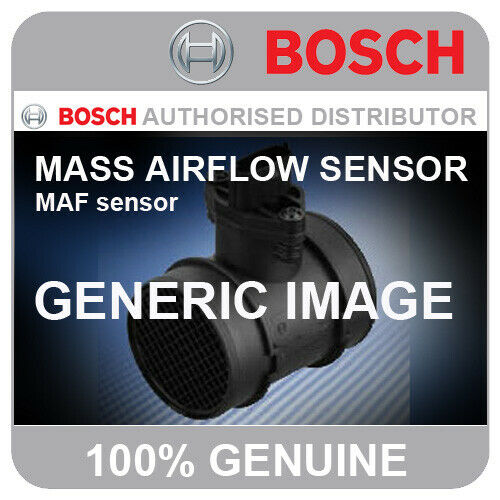 AXB VW Caravelle T5 1.9 TDI 03-09 103bhp BOSCH MASS AIR FLOW METER 0281002531