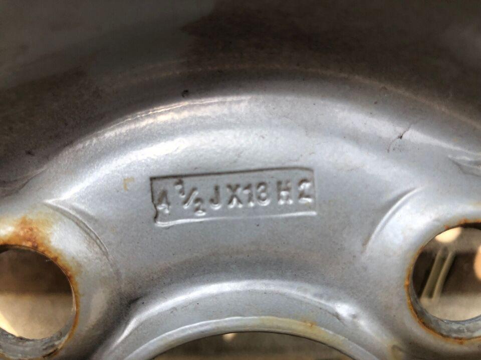 """Tilbehør, Starco 13"""" reservehjul, lastevne (kg): 0"""