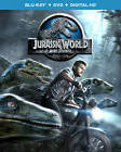 Jurassic World (Blu-ray/DVD, 2015, 2-Disc Set, Canadian)