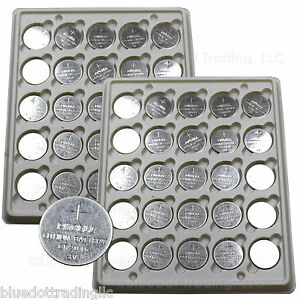 Lot of 50 CR2016 DL2016 208-208 FAST! Lithium cell battery ~ Order your Quantity