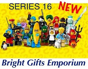 LEGO-71013-Minifigures-Series-16-Complete-Full-Set-16-Characters-In-stock-NOW
