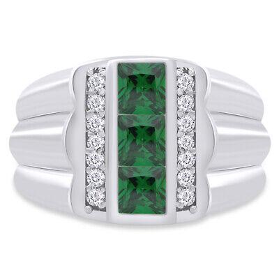 925 Sterling Silver Ring Black Spinel Ring Birthday Gift for Him Tanzanite Gemstone Men/'s Ring December Birthstone Ring