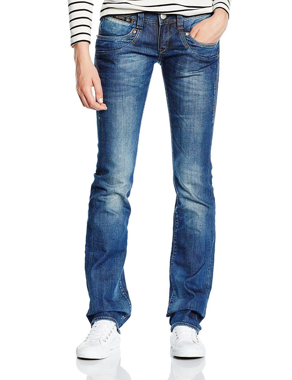 J2825 Herrlicher Damen Jeans Jeanshose Hose Piper (W25 L34 bucckaroo)