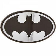 Batman Chrome Car Emblem Multi Color