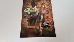 2004 Mossberg Field Guide Firearms Catalog Guns Illustrated S8