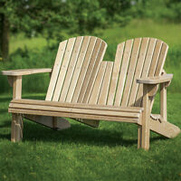 Adirondack Bench Templates With Plan on sale