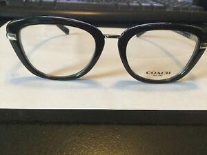 d19bdfa854a8d Image is loading Authentic-NEW-COACH-Eyeglasses-HC6106B-COLOR-5177-BLACK-