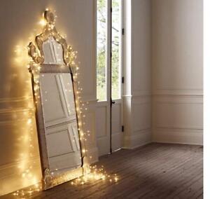 Guirlande Lumineuse Electrique a LED Decoration de Noel interieur ...