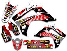 2014 2015 YAMAHA YZ 250F / YZ 450F GRAPHICS KIT MOTOCROSS MX DIRT BIKE DECALS