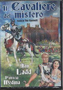Dvd-Video-IL-CAVALIERE-DEL-MISTERO-nuovo-sigillato-1953