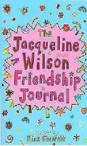 The-Jacqueline-Wilson-Friendship-Journal-Tout-Neuf-Livraison-Gratuite-Ru