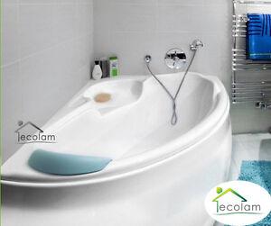 Eckbadewanne Mit Dusche badewanne eckbadewanne dusche 170 x 110 cm schürze ablauf silikon