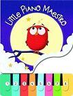 Little Piano Maestro Owl 9789463042406 Hardback 2015