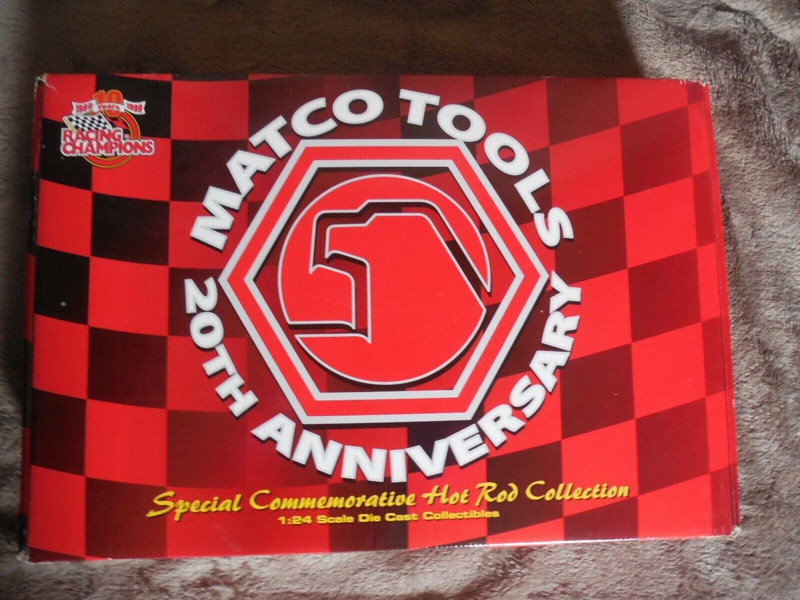 C2-Racing Champions Matco Tools Racing Set 20th anniversary