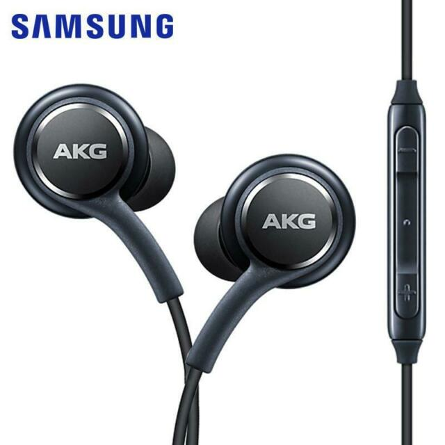 992e75402d4 AKG Replacement In-Ear Earphones For Samsung Galaxy S8 S9 S7 Note 8  Headphones