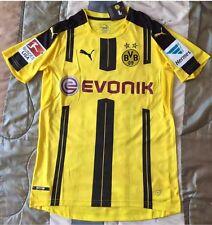 Borussia Dortmund 2016/17  Christian Pulisic 2016/17 Mens Medium Soccer Jersey