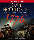 1776 by David McCullough (CD-Audio)