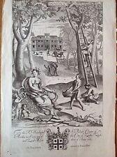 The Gentlemen's Recreation POMONA SAMMLUNG VON MELE 1686 RICHARD BLOME