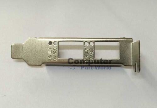 DELL 0VFVGR 02094N New Low Profile Bracket for Intel E10G42AFDA