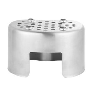 Outdoor-Stainless-Steel-Canteen-Cup-Stove-Stand-Camping-Cooking-129-75mm