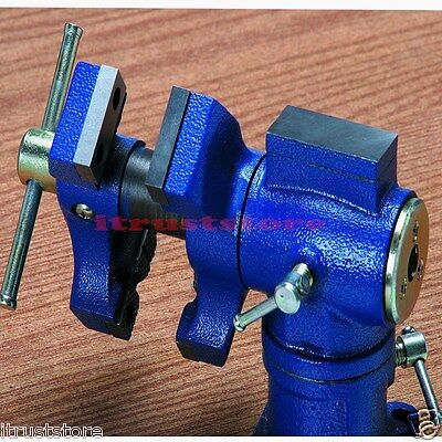 "2-1/2"" Table Swivel Vise Vice Crafting Smithing"
