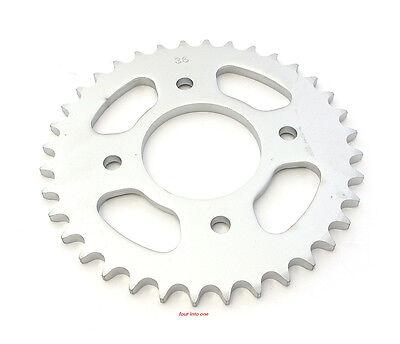 Parts Unlimited Rear Sprocket 36T 41200-344-000 Honda CB350 CL350 CB350F CB400F