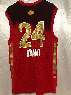 100% Authentic Kobe Bryant Adidas 2012 All Star Game Jersey Size M ...