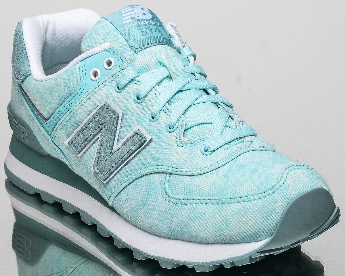 New Balance Femmes 574 NB Lifestyle Loisirs Chaussures de sport Nouveau Neuf wl574-swb
