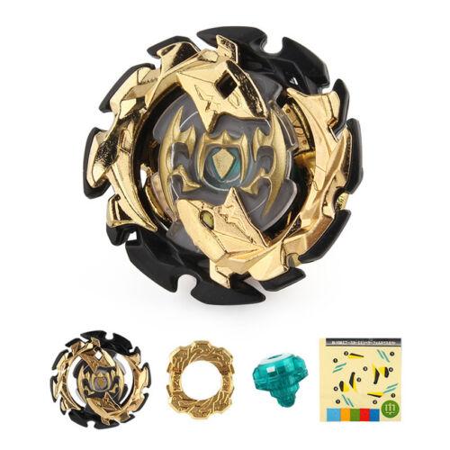 Beyblade Burst B-106 LImited Gold Edition Set Rare Emperor Forneus.0.Yr Golden