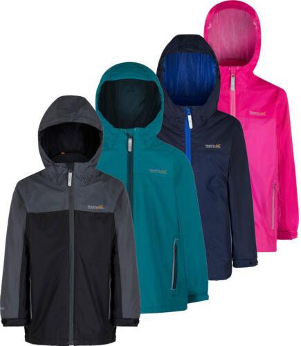 RKP144 Regatta Girls /& Boys Kids Luca III 3 in 1 Waterproof Jacket MRP £60.00