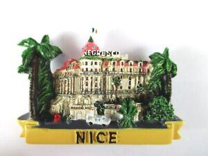Brillant Aimant Nice Nice Moulés, Souvenir France France, Neuf. *-enir Frankreich France,neu.*fr-fr Afficher Le Titre D'origine