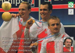 Daniel-TROJANOWSKI-Polen-Gold-WM-2007-Rudern-Original-Autogramm