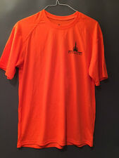 North Coast Rocketry Orange T-Shirt Featuring the Lance Delta - All sizes now!