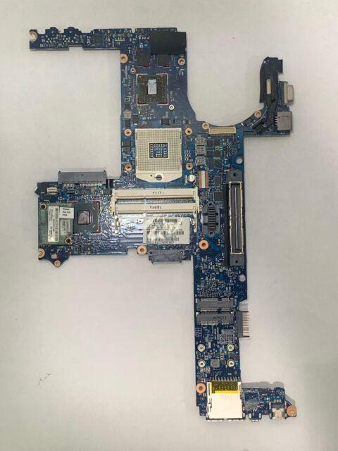 HP EliteBook 8460p Genuine Laptop Intel Motherboard 642759-001