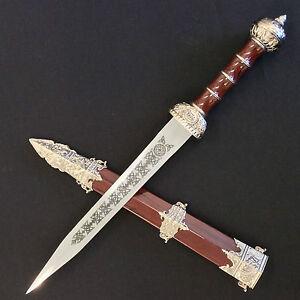Medieval Roman Gladius Centurion Sword