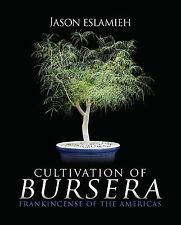 Bursera: Cultivation of Bursera..Frankincense of the Americas! New Bursera Book!