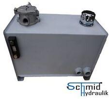 Hydrauliktank 33 Liter Hydrauliköltank