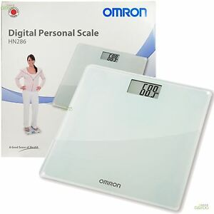 Image Is Loading Omron Personal Digital Body Weight Bathroom Weighing Scales