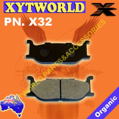 FRONT Brake Pads for Yamaha XVS 400 1996