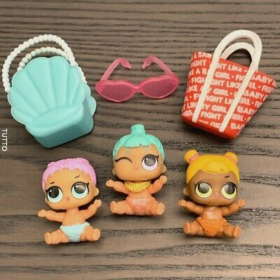 Real 2PCS Lol surprise dolls Brrr B.B SERIES 2 /& LIL collection doll toy gift