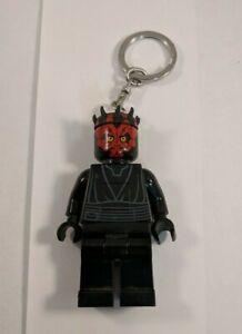 Darth Maul Key Chain LEGO Star Wars