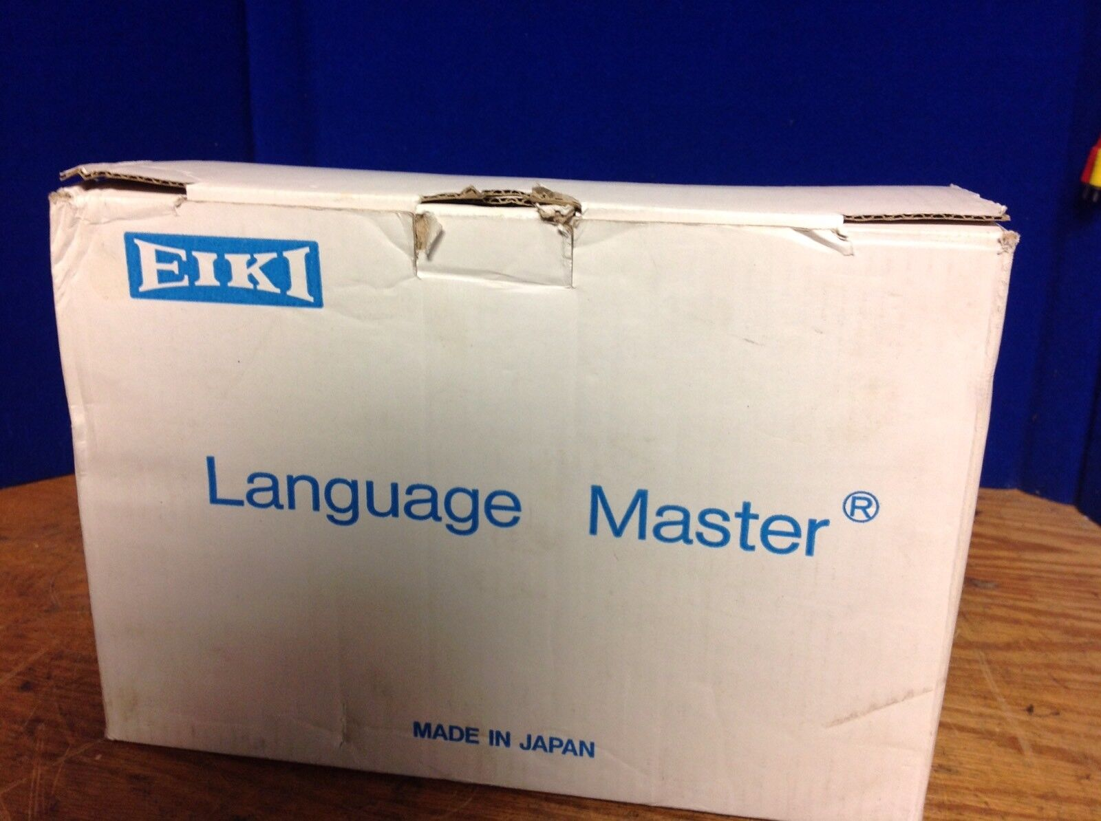 Eiki Language Master LM-2AR Card Reader   Recorder LM-2 AR