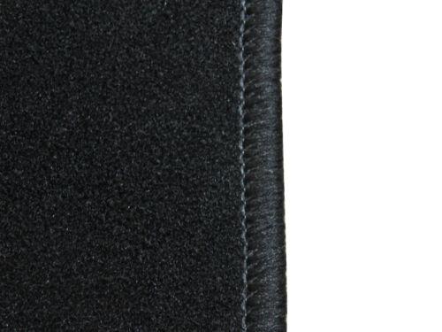 Veloursfußmatten für Citroen Xsara Bj 1997-2005 Mit Absatzschoner BASIC 3-tlg.