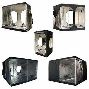 Indoor-Portable-Grow-Tent-Box-Silver-Mylar-Hydroponics-Bud-Green-Room-New-Design