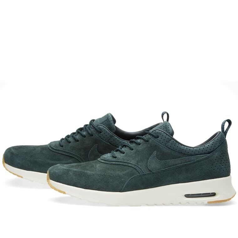 5cf69e8375ed9 Nike Air Max Thea Pinnacle UK4.5 Vert Foncé 839611-301 Taille UK4.5  Pinnacle EU38 US7 NEUF!!! 800748