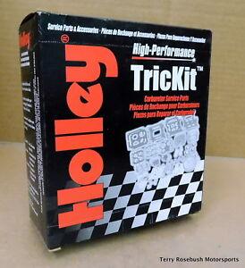 Holley-37-1540-Carburetor-Rebuild-Kit-for-Holley-Model-4360-Carbs