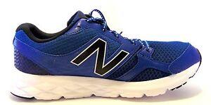 Navy Leichte Laufschuhe Größe 12 Weiß New Balance Schwarz Herren 6qXECw
