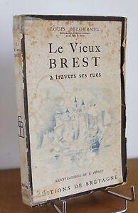 Le-vieux-Brest-a-travers-ses-rues-Louis-Delourmel-1946