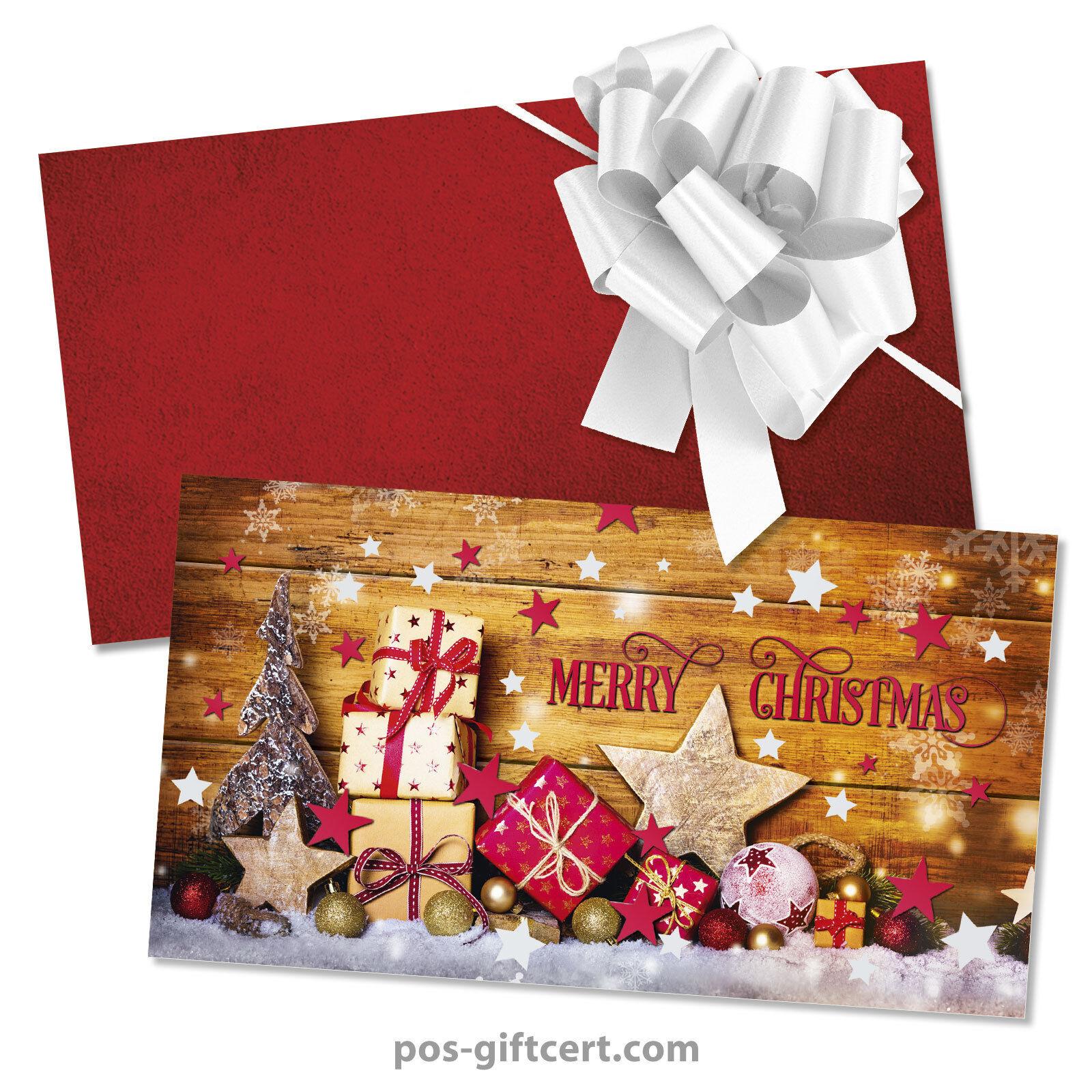 Gift vouchers  envelopes  pull bows for christmas X1296GB  | Die Königin Der Qualität  | Hohe Qualität
