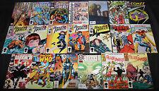 Marvel/DC/Vertigo/Indy Copper-Modern RANDOM TITLES 250pc Comic Lot Grade VF-NM